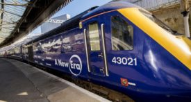 High-Speed Trains Scotland