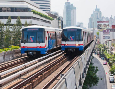 Siemens Signs Bangkok Blue Line Extension Contract
