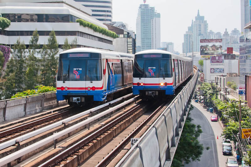 Bangkok Blue Line Extension