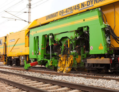 Digitalisation Drives Automation in Track Maintenance