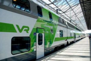 Finland: VR Orders New Double-Deck Trains