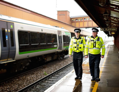 British Transport Police Officers to be Equipped With Body Worn Cameras