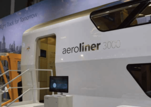 The AeroLiner3000 – A Fully Compatible Double Decker Train for Great Britain