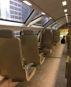 AeroLiner3000 Interior