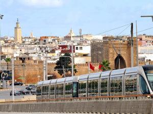 Citadis Tram Rabat