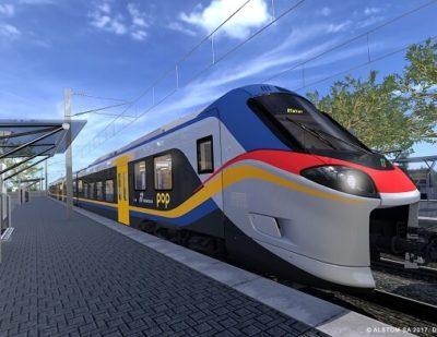 Alstom Unveils Latest Generation of Coradia Regional Trains