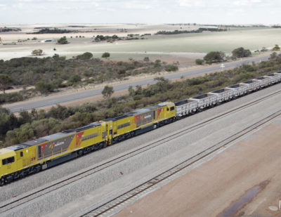DAMM Chosen to Replace Aurizon's Aging Analog Rail System