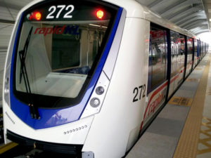 Driverless Metro Trains