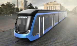 Škoda to Supply Modern ForCity Smart Artic Trams to Finland