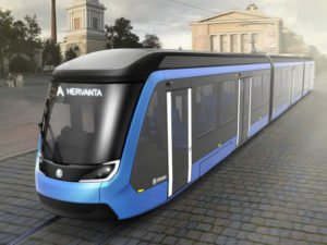ForCity Smart Artic Trams