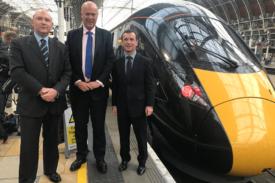 New Intercity Express Train