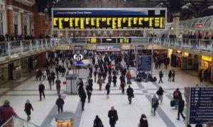 UK Government Plans £80m Smart Ticketing Rail Revolution