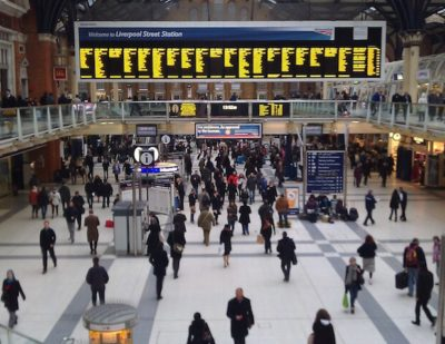 UK Government Plans £80m Smart Ticketing Rail Revolution