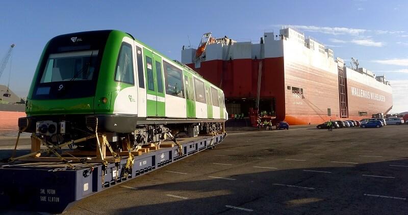 Metropolis Train