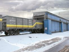 New Generation Freight Cars
