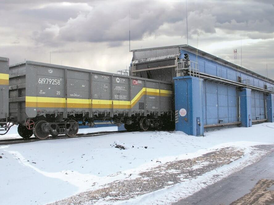UWC to Supply 100 Freight Cars to Zimbabwe