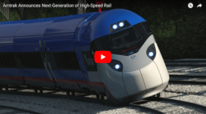 Design Unveiled for Amtrak's Next-Generation High-Speed Trains