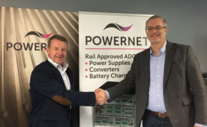 Powernet and Amaronia Join Forces to Market Rail Power Solutions