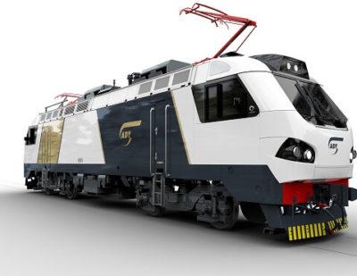 Alstom Unveils Passenger Locomotive for Azerbaijan Railways