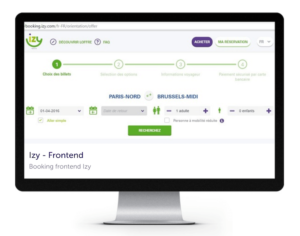 Sqills Ticket Sales and Distribution Platform IZY