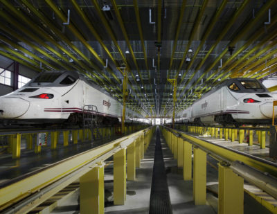 Talgo Unveils Plans for the British Rail Market