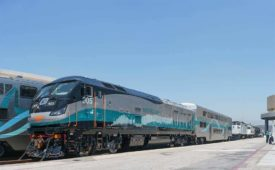 Cleanest Fuel-Powered Locomotive