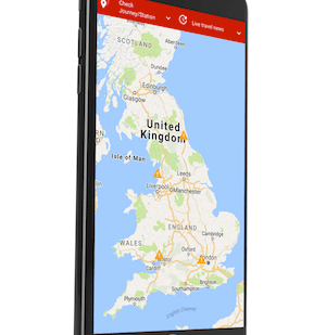 Virgin Trains Launches Innovative Tool for Avoiding Rail Disruptions