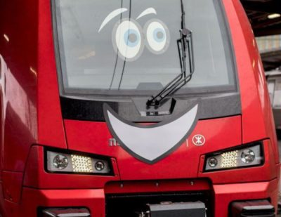 MTR Express Officially Launches Trainy McTrainface