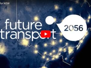 NSW Transport 2056