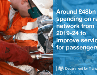 DfT: New £48 Billion Funding for Britain's Railways