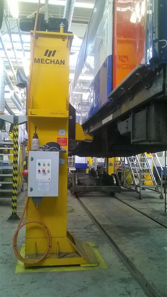Rail Lifting Jacks