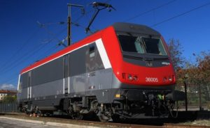 Alstom Delivers First Overhauled Electric Locomotive to Akiem