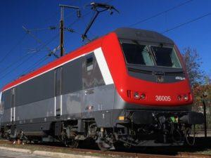 BB36000 Electric Locomotive