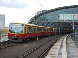 Berlin S-Bahn Trains