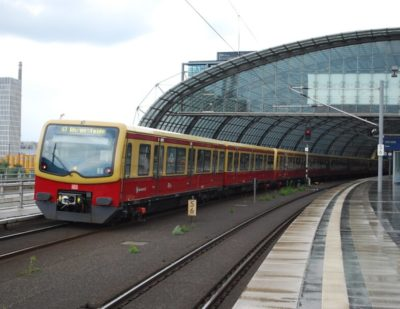 Assembly of Berlin's New S-Bahn Trains Under Way