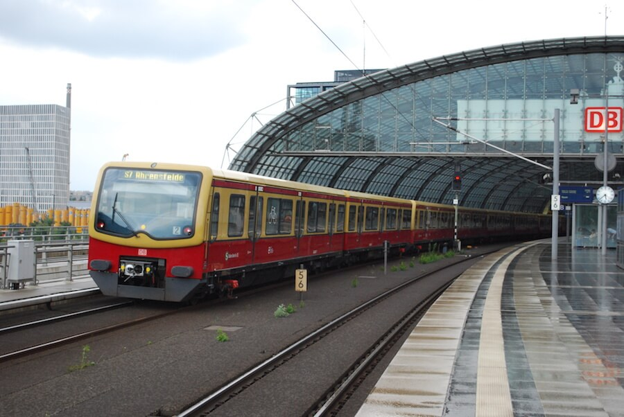 Berlin S-Bahn Trains