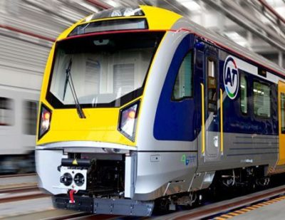 More Trains and Frequent Services for the City of Auckland