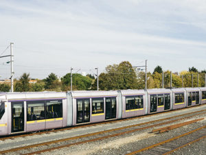 Citadis Trams for Dublin