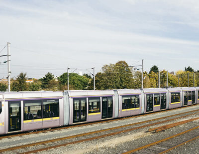 Alstom Delivers its Longest Ever Citadis Trams to Dublin