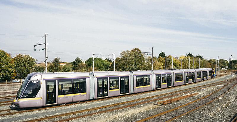 Citadis Trams for Dublin