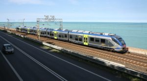 "Trenitalia Orders More ""Jazz"" Regional Trains for Italy"