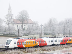 Coradia Nordic Trains