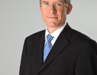 Roland Bosch Named New CEO of DB Cargo