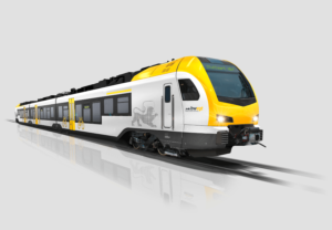 PROSE Performs First Checkup of the New FLIRT 3 Trains for Stuttgart