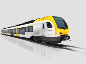 FLIRT 3 trains for Stuttgart