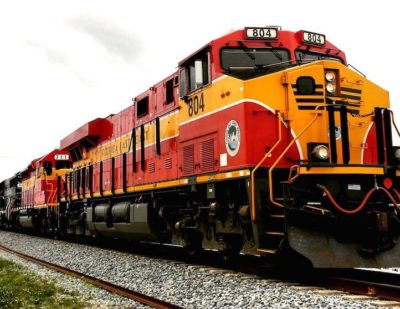 Pioneering the use of Liquid Natural Gas as Locomotive Fuel