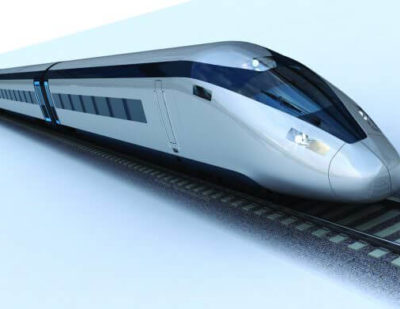 Five Rolling Stock Manufacturers Shortlisted to Build HS2 Trains