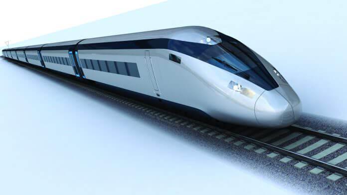 HS2 Trains