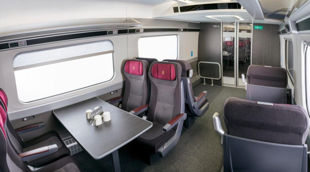 Railway News Polarteknik Interior Train Door Systems