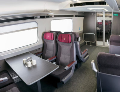 Hitachi Europe – Intercity Express